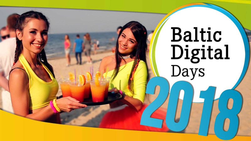 Baltic Digital Days 2018